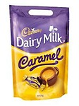Cadbury Dairy Milk Caramel Chunks Pouch 400G