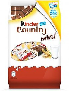 Kinder Country Mini T75, 420G