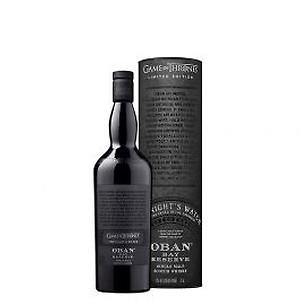 Oban Reserve Game Of Thrones Single Malt Scotch Whisky  700Ml