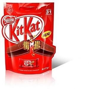 Kit Kat Mini Sharing Bag 500G
